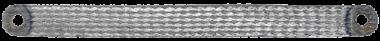 GROUNDING STRIP 6MM² 100MM FOR M4