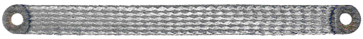 GROUNDING STRIP 50MM² 300MM FOR M10
